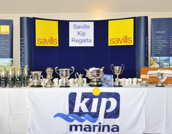 Kip Regatta prizes