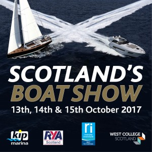 2017 Boat show graphic